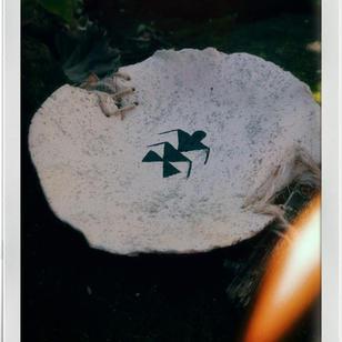 Vas din lut cu simbol Cucuteni