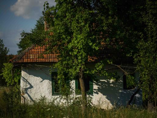 Viața, natura și casa. Despre Casa lui Fănuță din Cizer