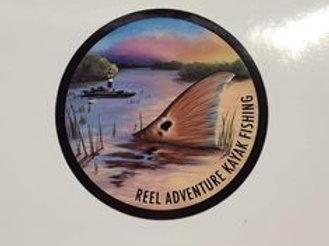 Rakfishing sticker