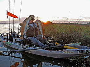 Dustin Nichols Texas Fishing Report.