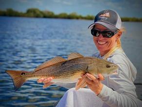 Nature Coast fishing report.