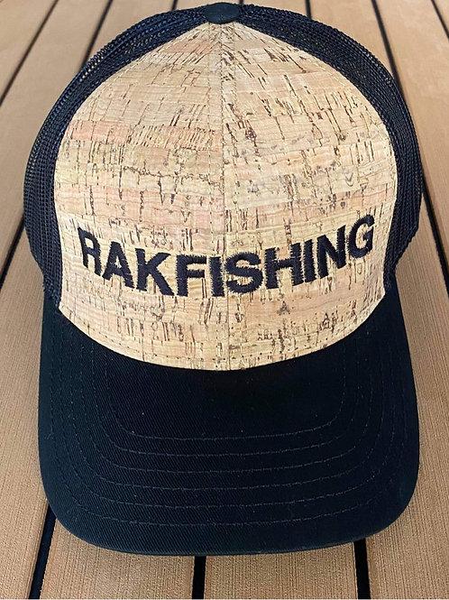 RAKFISHING cork hat
