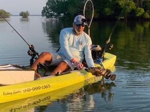 Jupiter Kayak fishing report