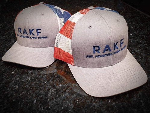 RAKFISHING American Hat!
