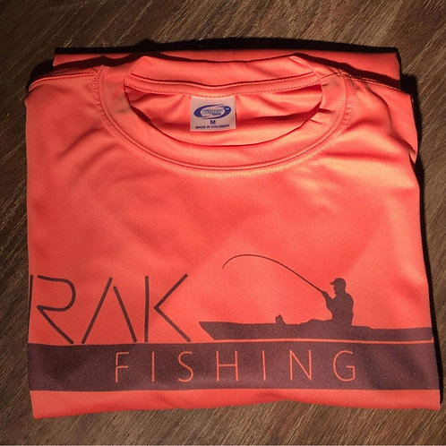 Salmon RAKFISHING shirt (longsleeve)