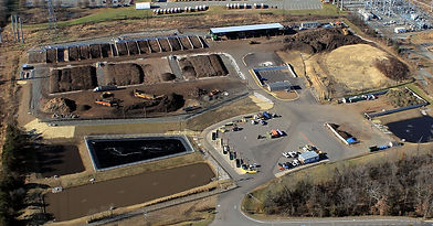 PPP industrial compost facility