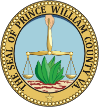 Prince William County, Virginia logo
