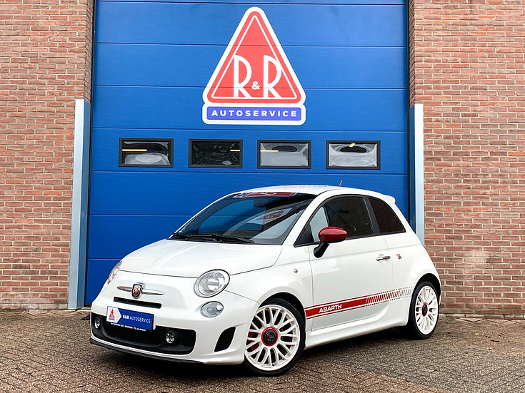Abarth 500 1.4l 160PK G-Tech / Voll