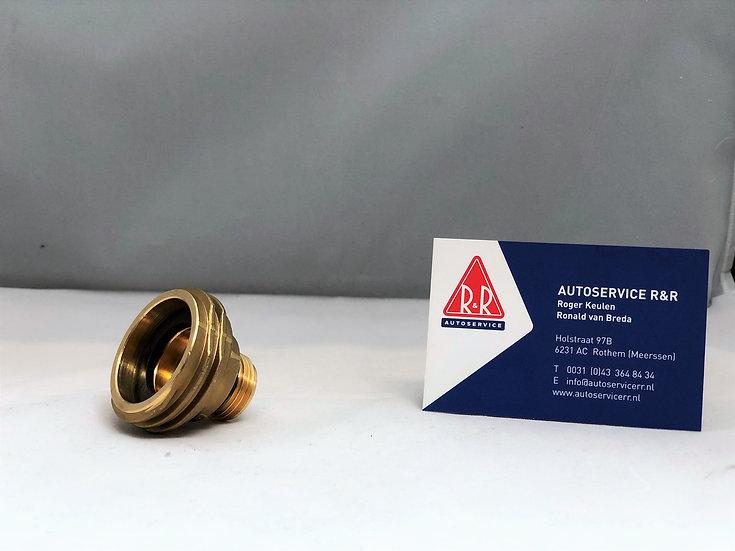 LPG Adapter - België-nippel - EU-Adapter - W21,8 #017