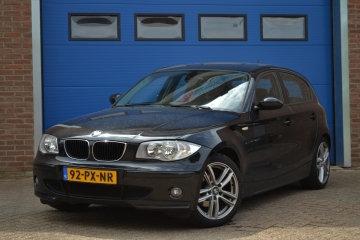 BMW 118i high executive / Cruise / Airco automatisch