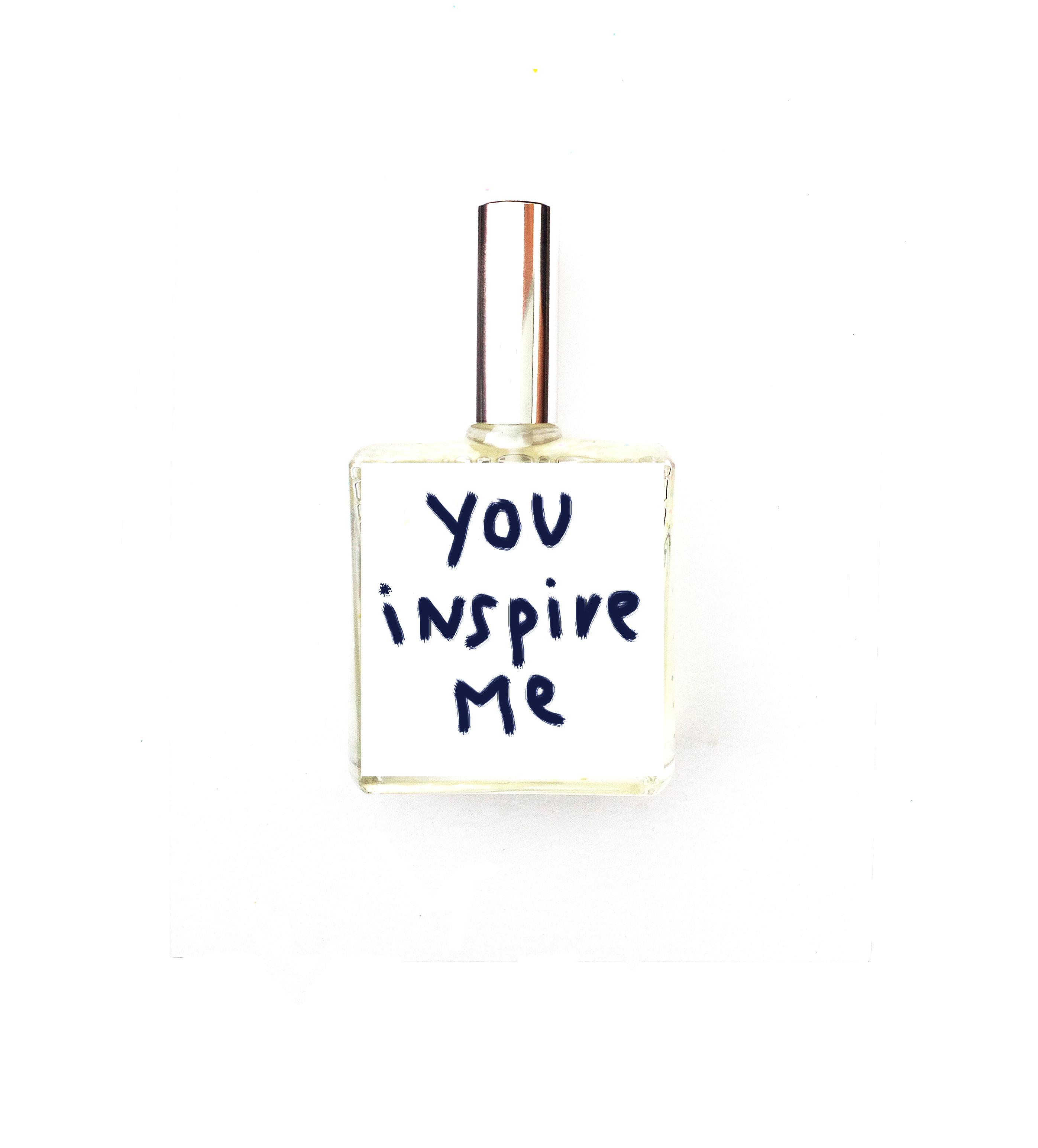 you inspire Me flacon
