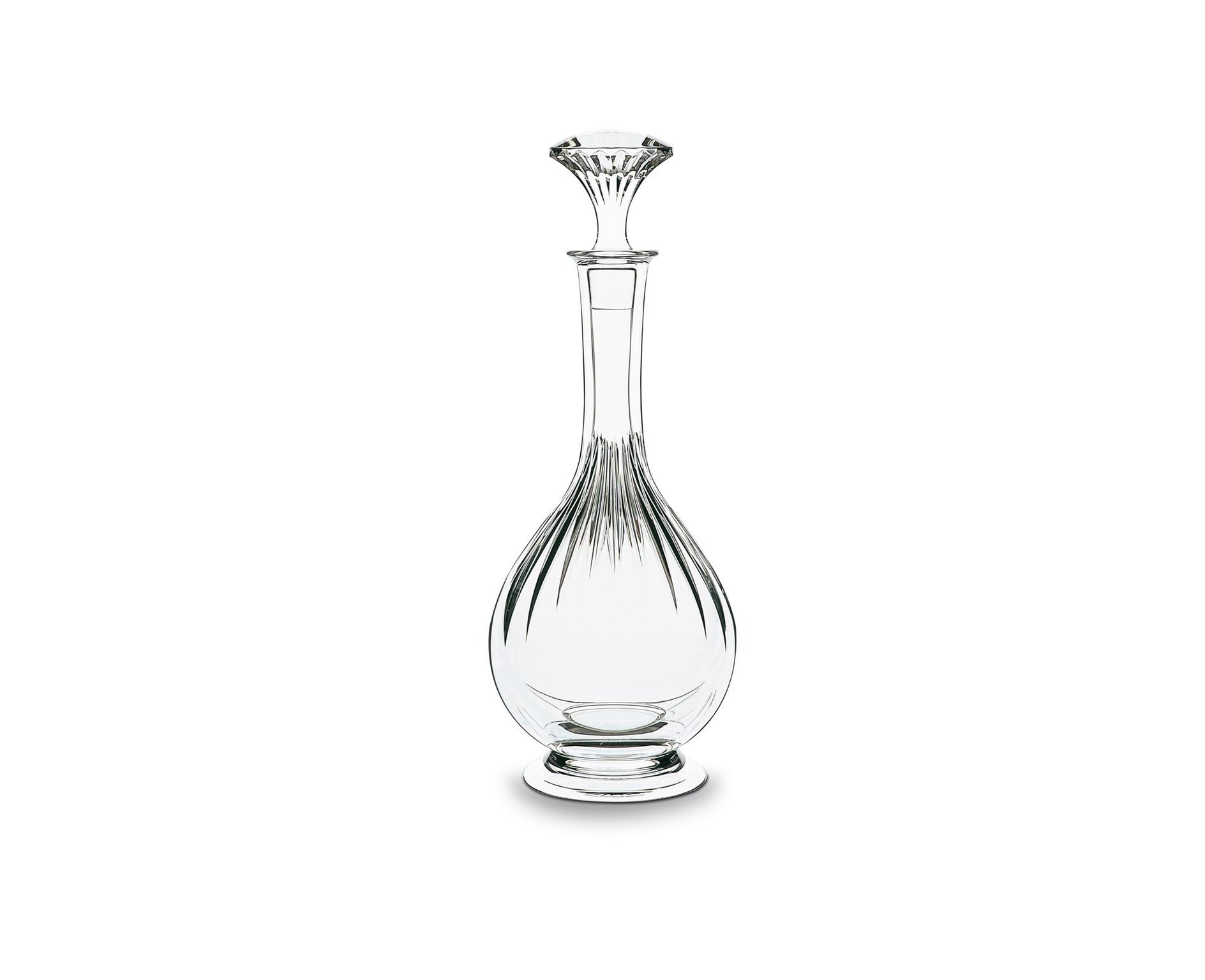 flacon de cristal