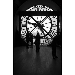 #blackandwhite #museedorsay #paris #France #europe #bigbeautifulclock
