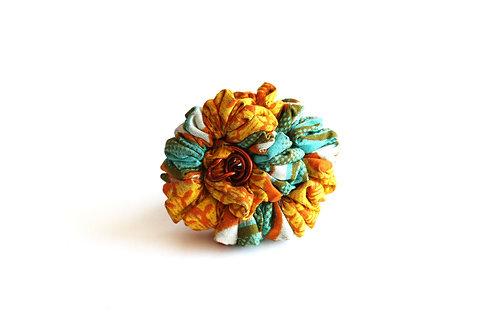 Fleur Wax Ring 005
