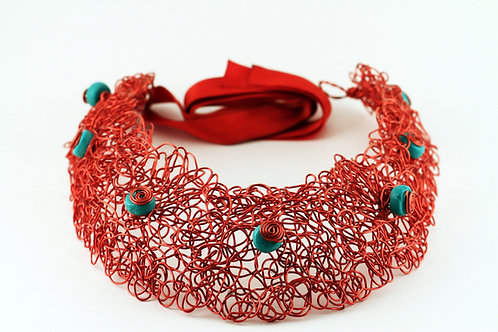 Heritage - Marrakech - Necklace Couture Collection