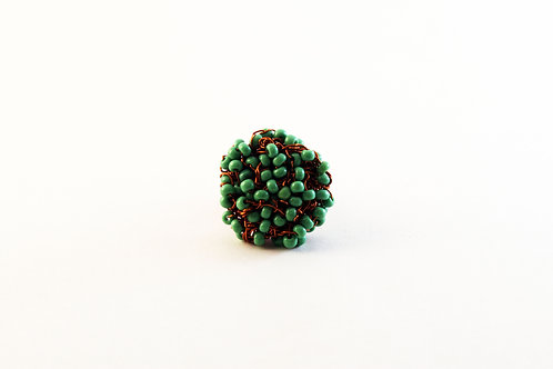 Pastille Colores Ring - Green