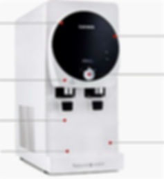 Cuckoo-Eaulogik home bottleless countertop water dispenser