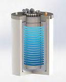Blupura-Eaulogik office bottleless countertop sparkling water dispenser