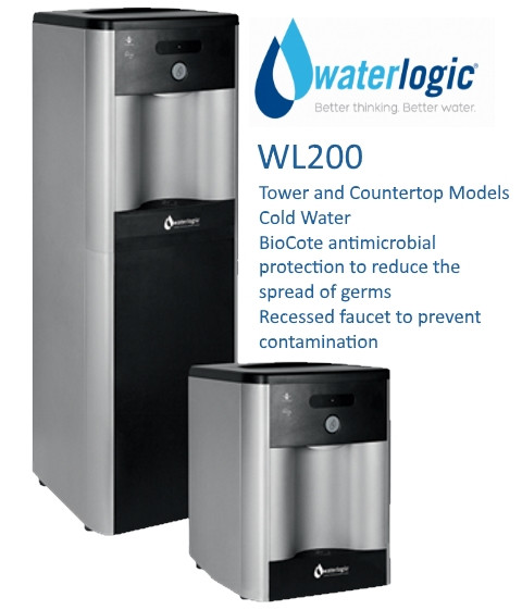 the wl200 delivers on a promise of endless refreshing chilled water for your workplace as it is designed to feature multi stage filtration and biocote