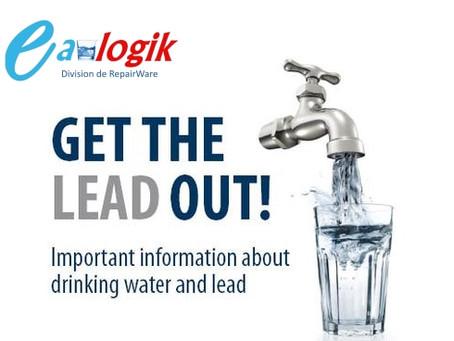 Retirez le plomb de votre eau