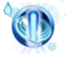 UV Light Killing Bacteria in Water