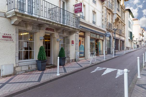 Hôtel GEORGES VI Biarritz