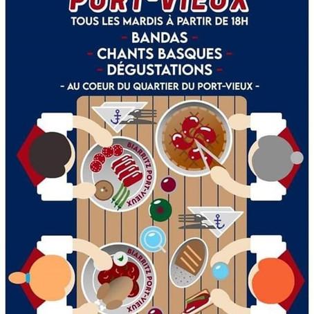Port-Vieux Tuesdays are back!
