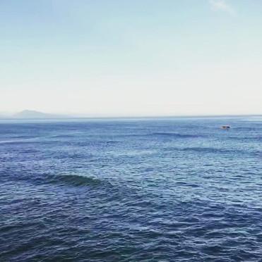 Rocher de la Vierge, Plage du Port-Vieux