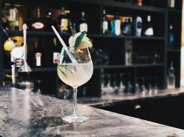 cocktails bar hôtel georges VI