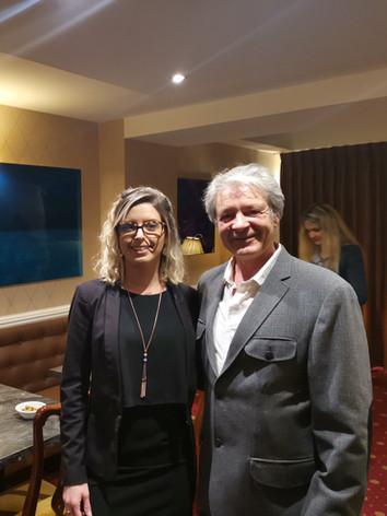 Vernissage Michel Basset Hotel Georges VI Biarritz