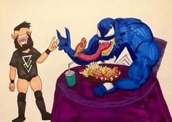 Balor and Venom