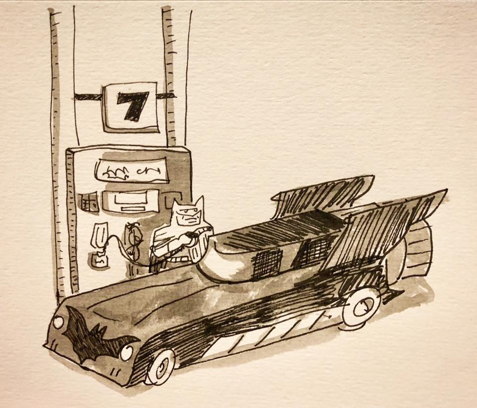 Bat Gas