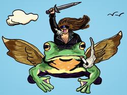 Joey Frog