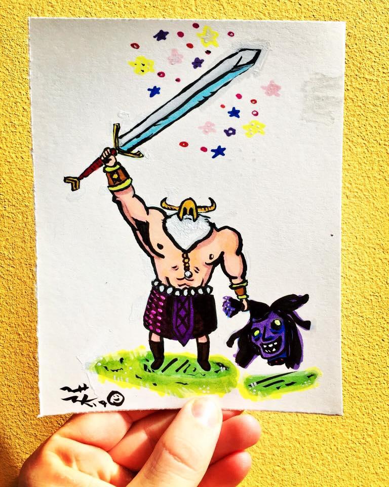 Inkotber Sword