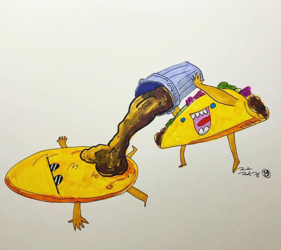 Taco Day Spa