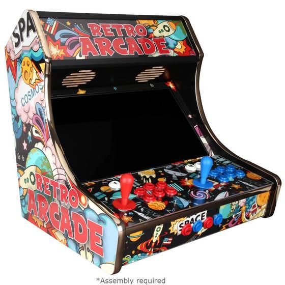 Make Your Home Arcade Dreams a Reality