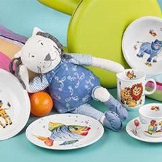 Набор детской посуды Kinderserien от Seltmann Weiden