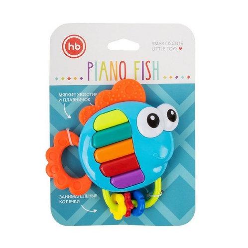 Музыкальная игрушка PIANO FISH