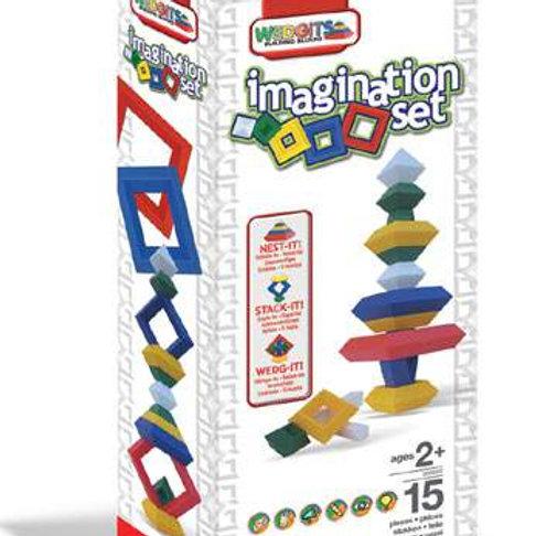 "Конструктор WEDGITS ""Imagination Set"""