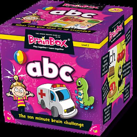 Развивающая игра BRAINBOX АВС