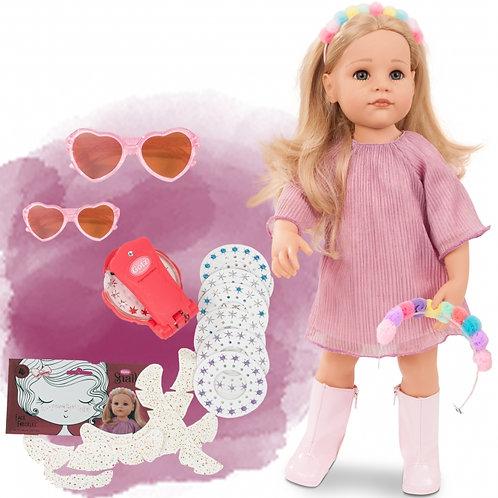 Кукла Gotz Ханна идёт на вечеринку