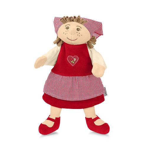 Кукла на руку Грета