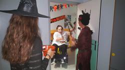 Fête d'Halloween au CRRFB