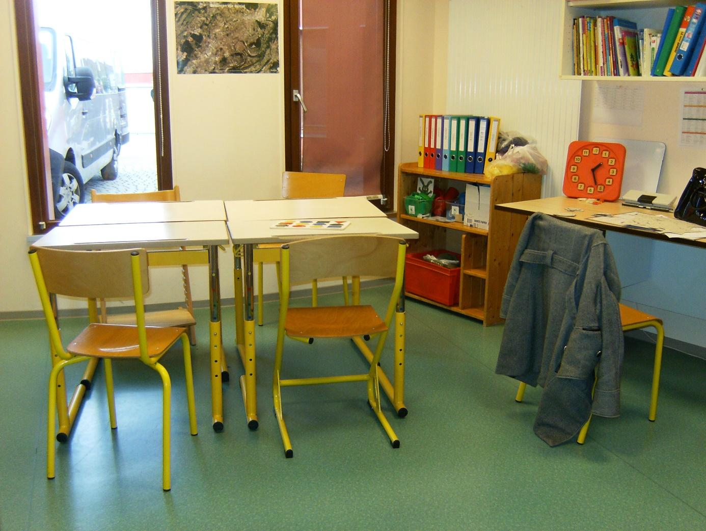 Polyhandicap La classe