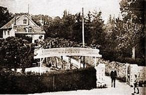 Salins de Bregille en 1918