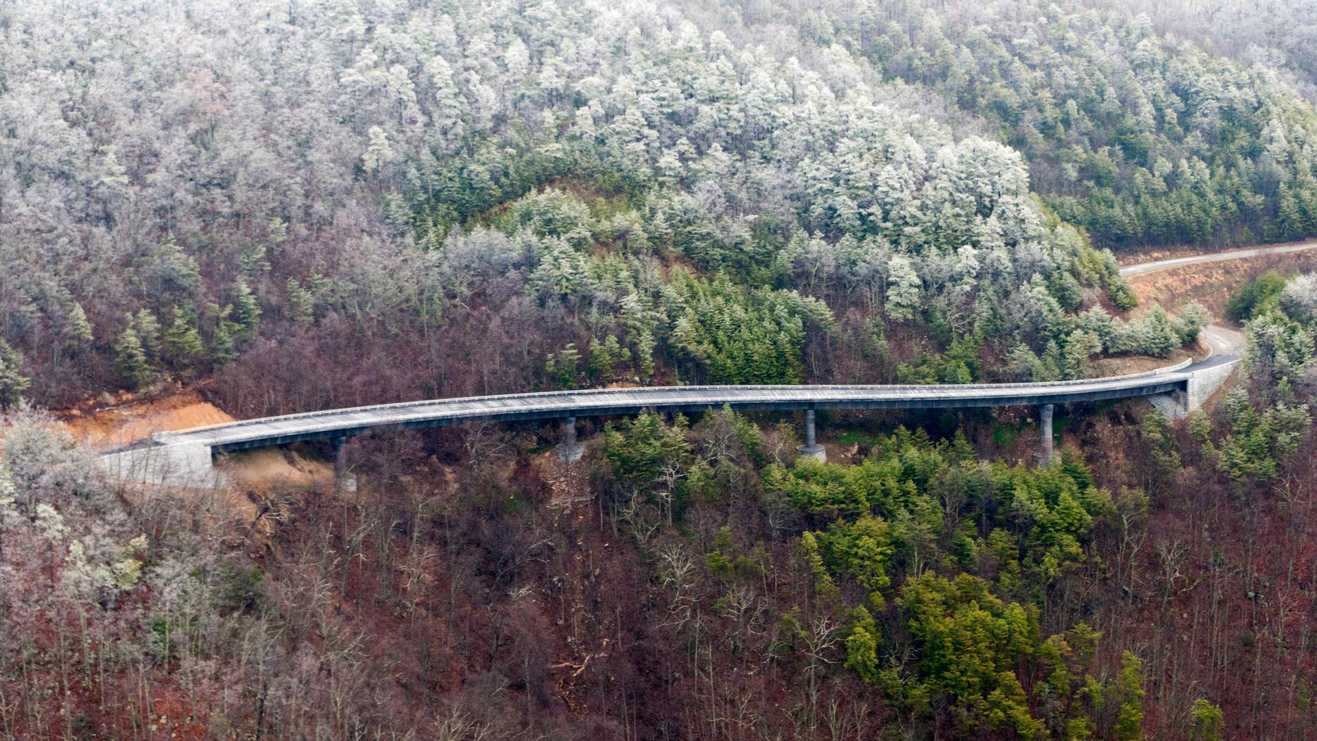 Foothills Parkway Bridge No. 2, TN
