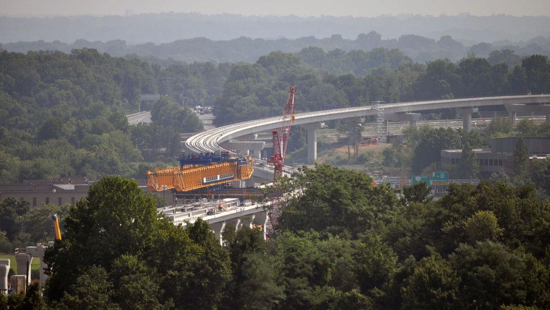 Dulles Corridor Metrorail, DC Metro Area
