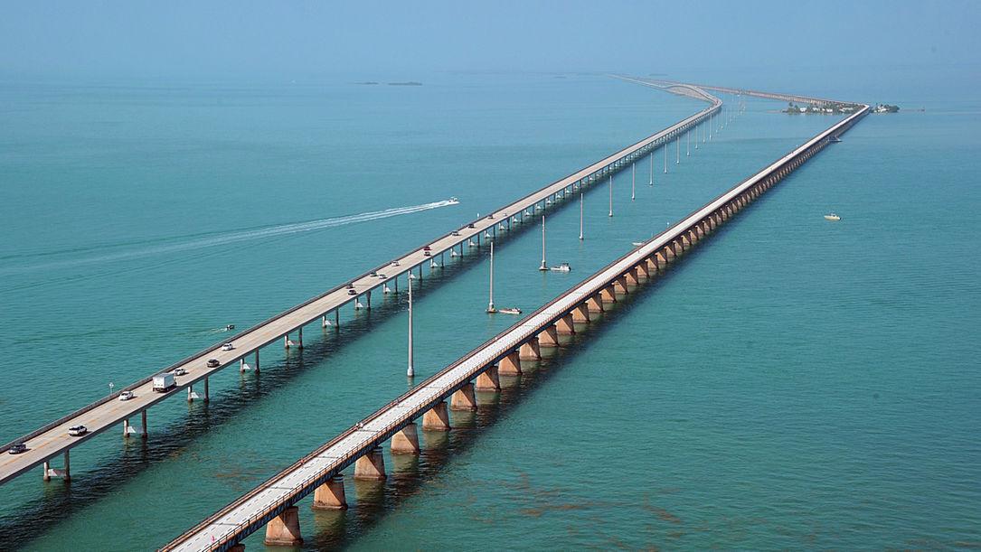 Florida Keys Segmental Bridges, FL