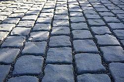 Pedras de pavimentação