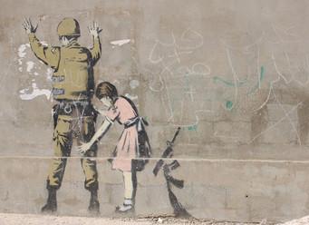 Guerilla Art or Guerilla Warfare?